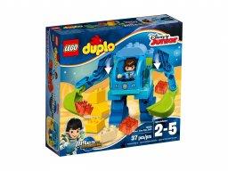 LEGO 10825 Duplo Maszyna krocząca Milesa