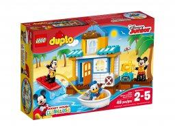 LEGO Duplo® 10827 Miki i przyjaciele - Domek na plaży