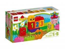 LEGO Duplo® 10831 Moja pierwsza gąsieniczka