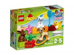 LEGO Duplo Zwierzątka domowe 10838