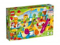 LEGO 10840 Duplo® Duże wesołe miasteczko
