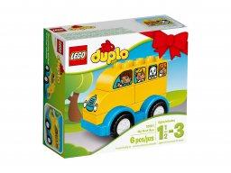 LEGO Duplo® Mój pierwszy autobus 10851