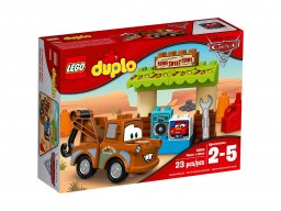 LEGO 10856 Duplo Szopa Złomka