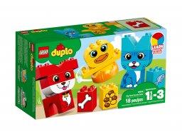 Lego Duplo® Moje pierwsze zwierzatka 10858