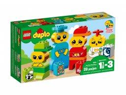 LEGO Duplo® Moje pierwsze emocje 10861