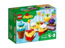 Lego 10862 Duplo® Moje pierwsze przyjęcie