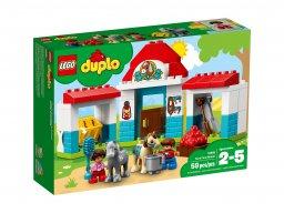 Lego Duplo® Stajnia z kucykami 10868