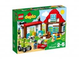LEGO 10869 Duplo® Przygody na farmie