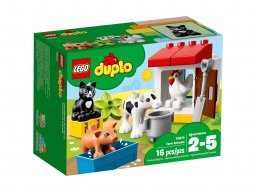 LEGO 10870 Zwierzątka hodowlane