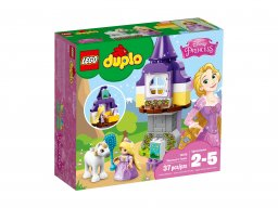 LEGO Duplo 10878 Wieża Roszpunki