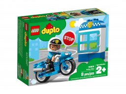 LEGO 10900 Motocykl policyjny