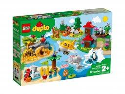 LEGO 10907 Duplo® Zwierzęta świata