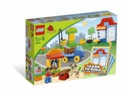 LEGO Duplo® Moje pierwsze budowle 4631