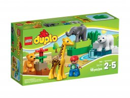 LEGO 4962 Małe ZOO