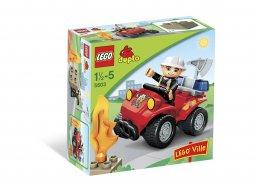 LEGO Duplo Strażak zwiadowca 5603