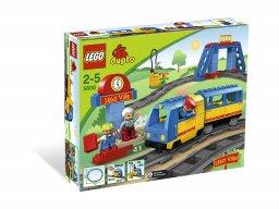 LEGO 5608 Duplo Pociąg Duplo - Zestaw początkowy