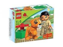 LEGO Duplo Opiekun zwierząt 5632
