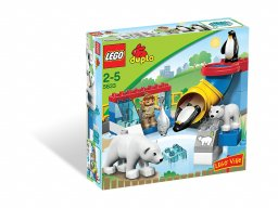LEGO 5633 Duplo® Polarne ZOO