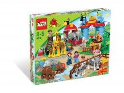 LEGO Duplo Duże ZOO w mieście 5635