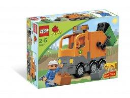 LEGO 5637 Śmieciarka