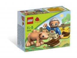 LEGO 5643 Duplo® Mała świnka
