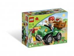 LEGO 5645 Duplo® Quad farmera