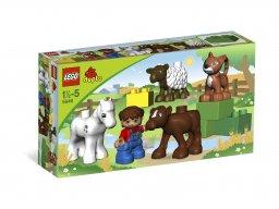LEGO 5646 Żłobek dla zwierząt
