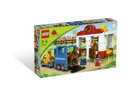 LEGO 5648 Duplo® Stajnia