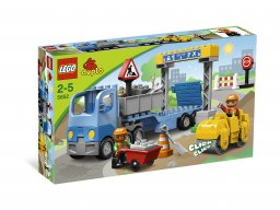 LEGO Duplo® Zestaw do budowy dróg 5652