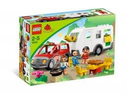 LEGO Duplo® Przyczepa kempingowa