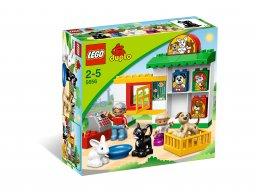 LEGO Duplo® Sklep ze zwierzętami