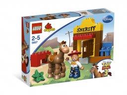 LEGO Duplo® Objawa Jessie 5657
