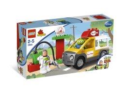 LEGO Duplo 5658 Ciężarówka Pizza Planet