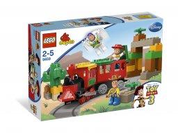 LEGO 5659 Duplo® Wielka pogoń za pociągiem