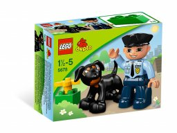 LEGO Duplo® 5678 Policjant