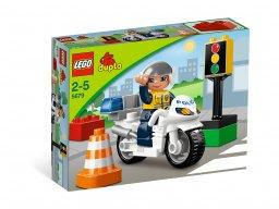LEGO Duplo® 5679 Motocykl policyjny