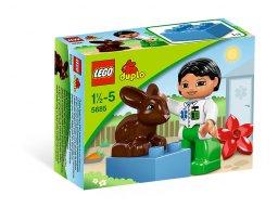 LEGO 5685 Duplo® Weterynarz