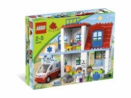 LEGO 5695 Klinika