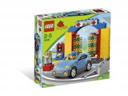 LEGO Duplo® Myjnia samochodowa