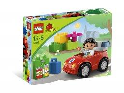 LEGO 5793 Duplo Samochód pielęgniarki