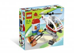 LEGO Duplo® Helikopter ratunkowy 5794