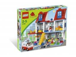 LEGO Duplo® Szpital miejski 5795