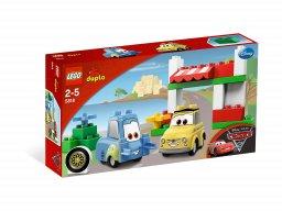 LEGO Duplo® Luigi i jego włoski dom