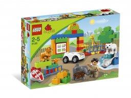 LEGO Duplo® Moje pierwsze zoo 6136