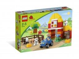 LEGO 6141 Moja pierwsza farma
