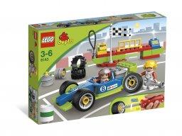 LEGO 6143 Duplo® Drużyna wyścigowa