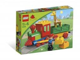 LEGO 6144 Ciuchcia w zoo