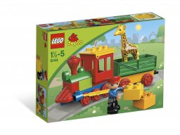 LEGO 6144 Duplo Ciuchcia w zoo