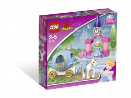 LEGO 6153 Duplo Kareta Kopciuszka