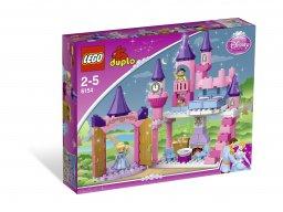 LEGO 6154 Duplo Pałac Kopciuszka